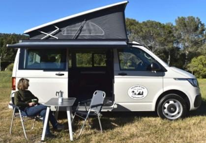 Camping en van Capvango